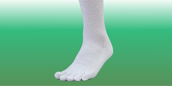 写真:靴下