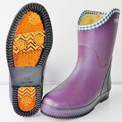 PLR-01 婦人屈曲長靴