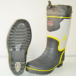 W-750 つま先ボア長靴