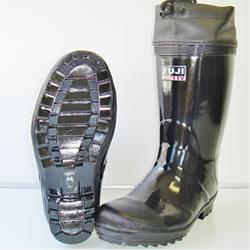 W-765 つま先ボア長靴