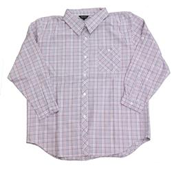 #100 ロールアップシャツ