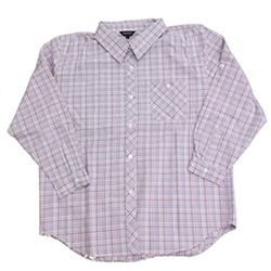 LG-2600 長袖ロールアップシャツ