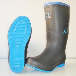 TU-010 軽半長靴BK